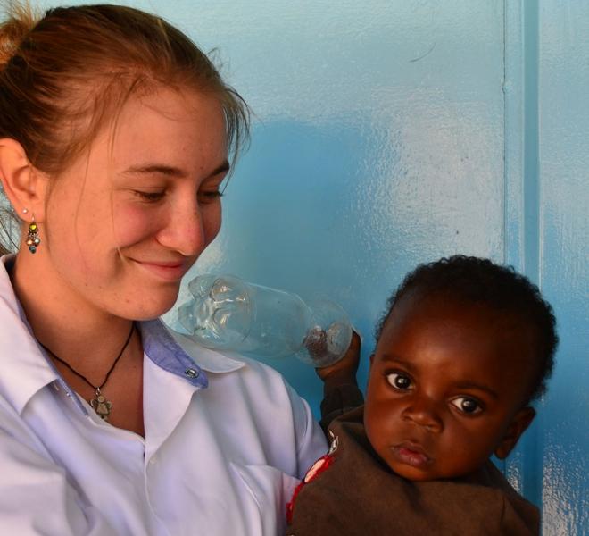 Geburtsstation-Salvatorianer-Freiwilligendienst
