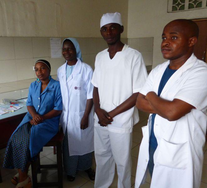 Medizinisches-Team
