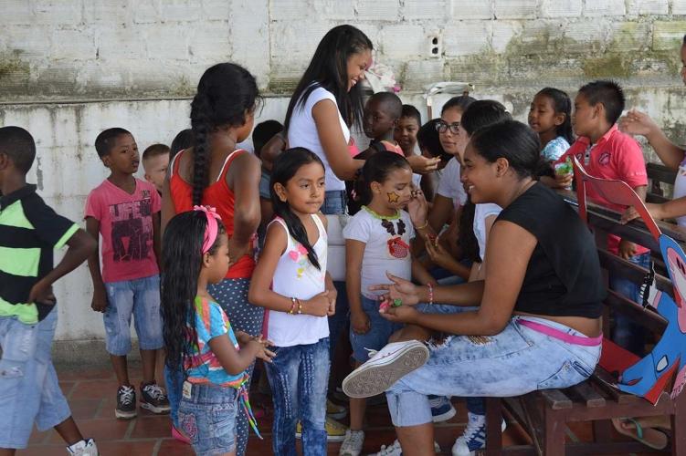 Psychosoziale Hilfe für benachteiligte Kinder