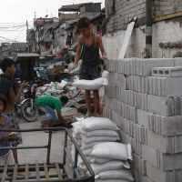 Manila-nach-der-Katastrophe