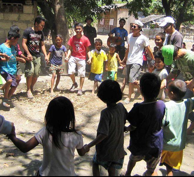 Jordan-Jugend-gemeinsame-spiele