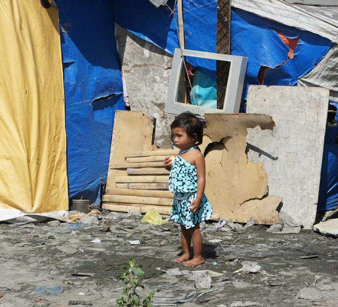 Kinder-im-Slum