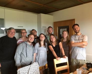 Treffen der Salvatorianischen Freiwilligen