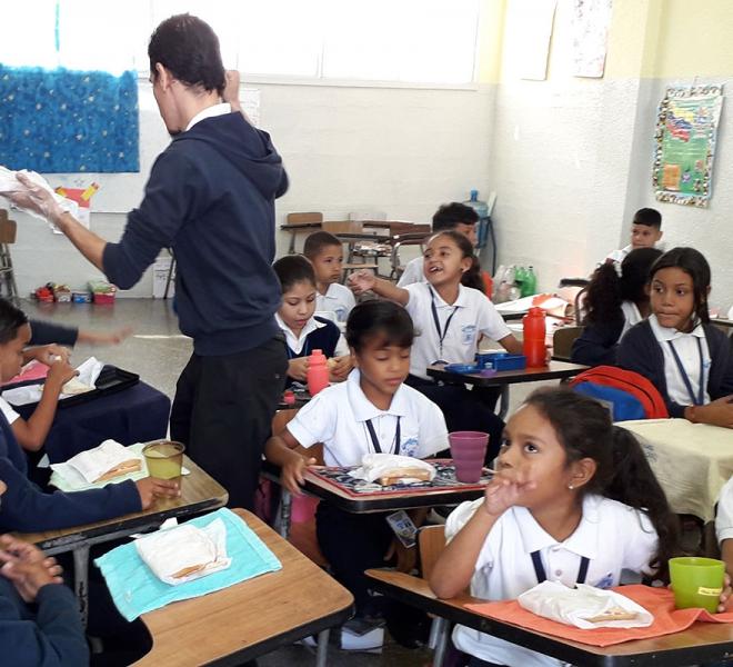 endlich-keinen-hunger-mehr---salvatorianische-schulspeisung