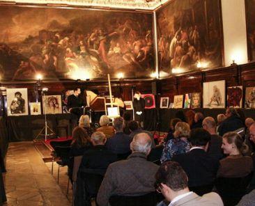 Durch die Kunstauktion der Salvatorianer leitete professionell das Dorotheum Wien.
