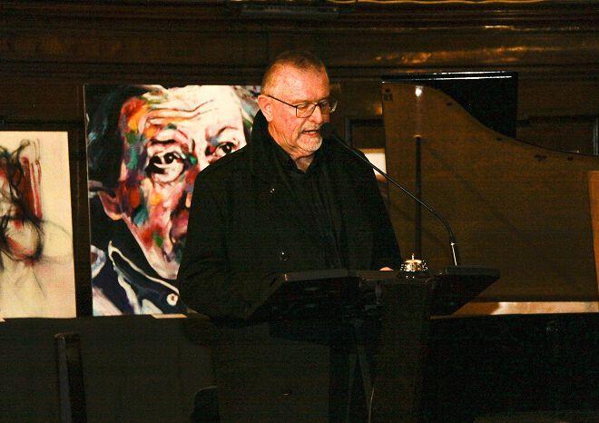 Provinzial Pater Josef Wonisch