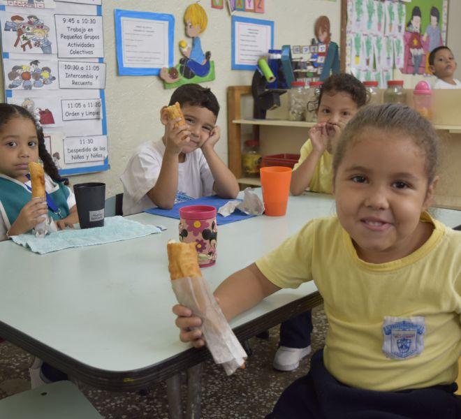 Hungerhilfe Caracas