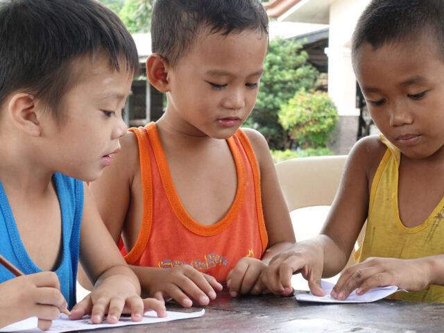 Kinder-in-Manila