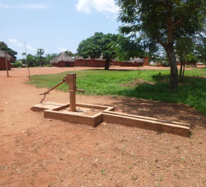 Brunnen in Kashimba