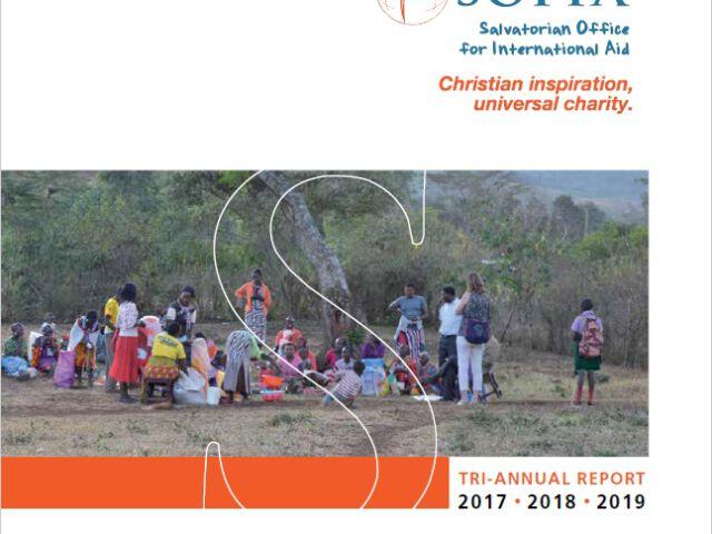 Jahresbericht SOFIA 2017-2019